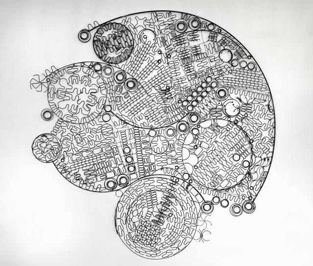 , 'Land Art & Symbols,' 2010, Denise Bibro Fine Art