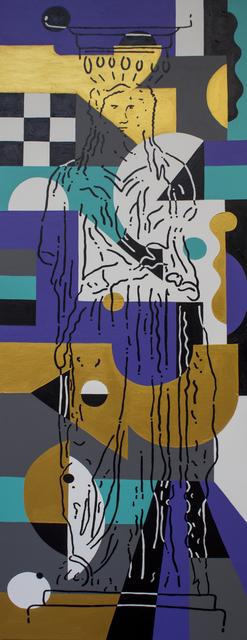 , 'Caryatis,' 2018, McCaig-Welles