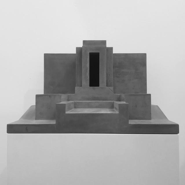 , 'Forum I,' 2017, Galerie Ron Mandos