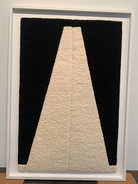 Linnea Glatt, 'Double Inversion 1', 2019, Sculpture, Cotton fabric, Barry Whistler Gallery
