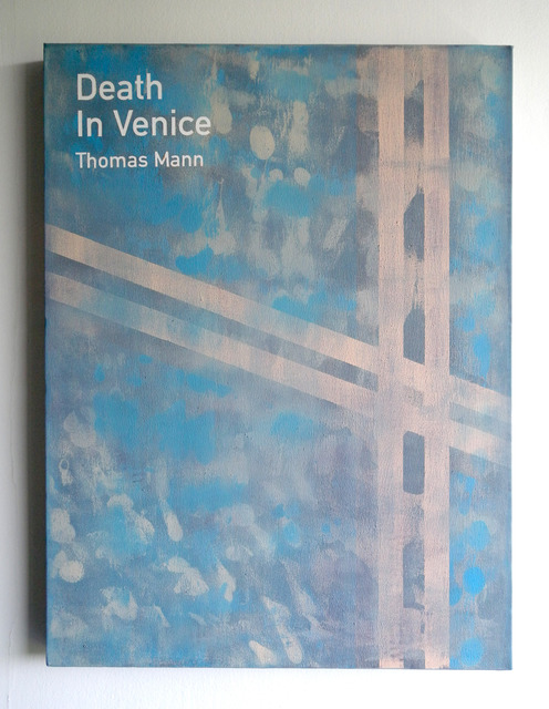 , 'Death In Venice / Thomas Mann,' 2013, Anna Schwartz Gallery