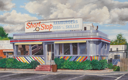John Baeder, 'Short Stop (Bloomfield NJ),' 2006, Sotheby's: Contemporary Art Day Auction