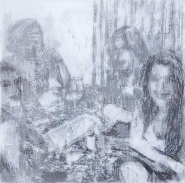 , 'Imagefall no:15,' 2014, C24 Gallery