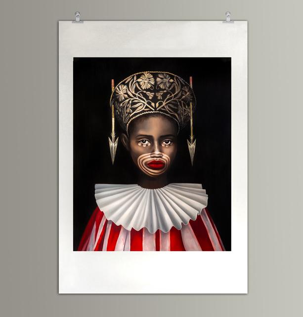 Tanja Hirschfeld, 'Queen of Spades (Fine Art Print)', 2018, ALL YOU CAN ART