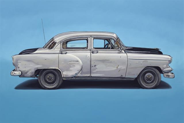 , 'San Miguel,' 2015, StolenSpace Gallery
