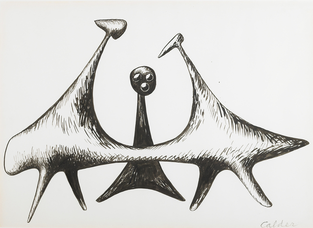 Alexander Calder, 'The Trio', 1944, Rago