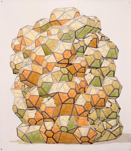 , 'Casi Naranja,' 2017, Fortes D'Aloia & Gabriel