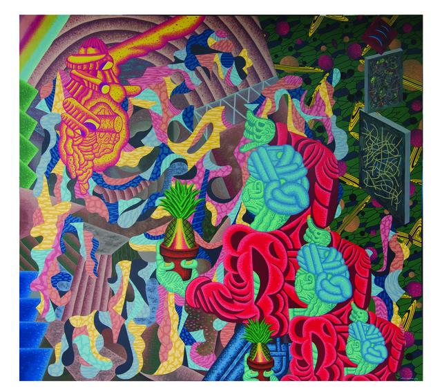 , 'Gamera,' 2014, Osage Gallery