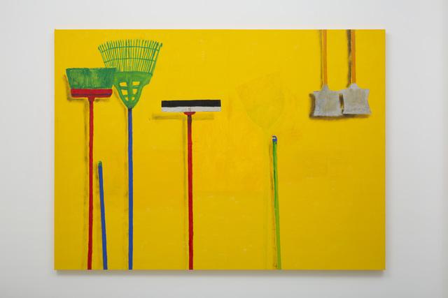 , 'Cleaner,' 2014, Galeria Millan