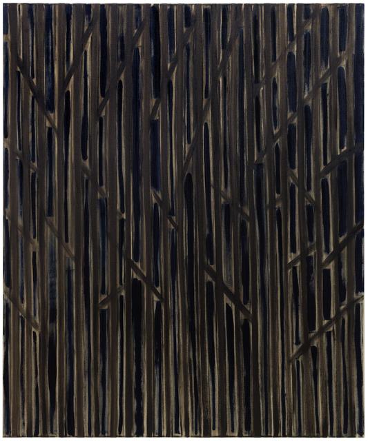 , 'Dark Forest,' 2015, Galerie Martin Janda