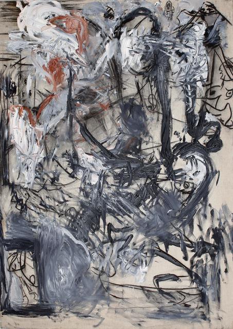 , 'LE BAIN DE CASSANDRE OU L'ANNONCIATION,' 2010, Galerie aKonzept