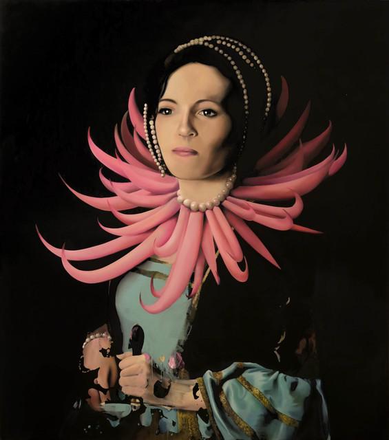 Manu Muñoz, 'Coral tree maid', 2017, Blanca Soto Arte
