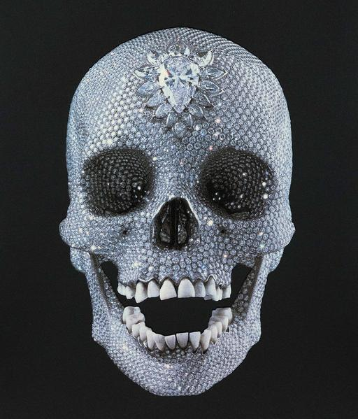 Damien Hirst, 'For the Love of God', 2007, Caviar20