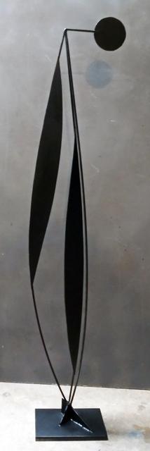 , 'Abstract VIII (Microphone II),' 2019, Octavia Art Gallery