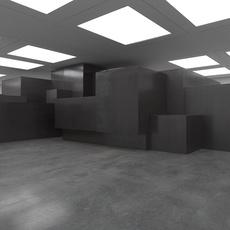 , 'Model,' 2012, White Cube