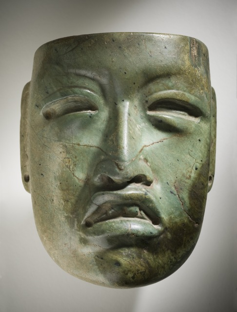 'Mask', 900-600 B.C., Los Angeles County Museum of Art