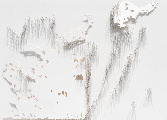 , 'Frontière 7,' 2017, L'Atelier 21