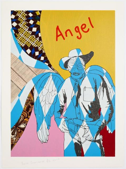 , 'Cowboy Angel III,' 2017, Alan Cristea Gallery
