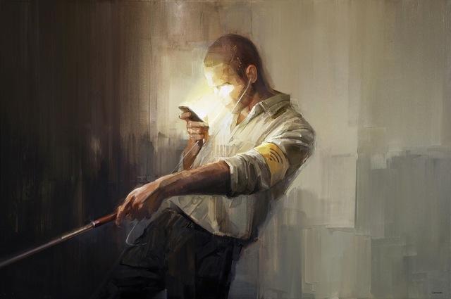 , 'Handycap II,' 2017, Galerie SOON