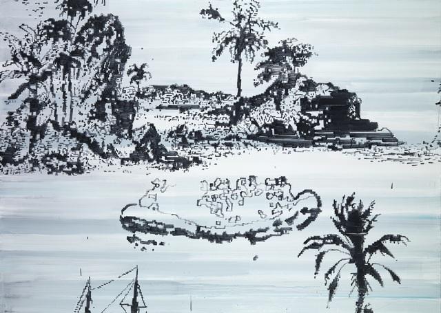 Frédéric Clot, 'Dérive, 2018', 2018, Ditesheim & Maffei Fine Art