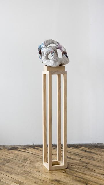 , 'Mending Hole,' 2017, Fleisher/Ollman