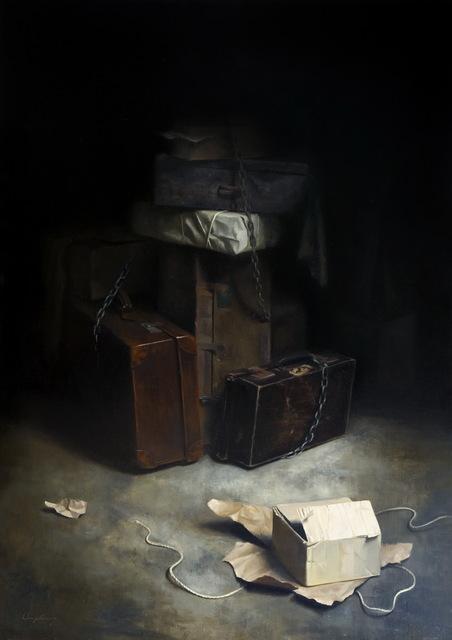 , 'Suitcases,' 2011, Zemack Contemporary Art