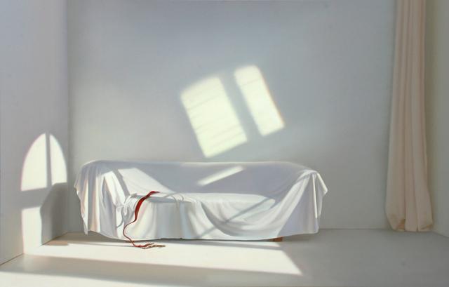 Edite Grinberga, 'Zimmer mit Sofa und Spiegelung', 2014, Cadogan Contemporary