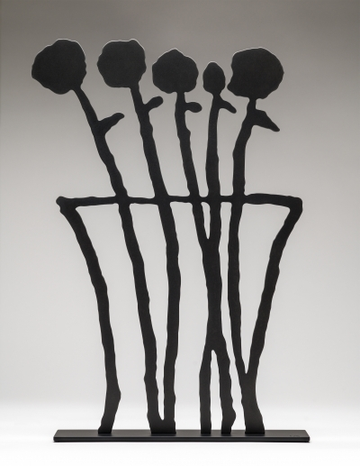 Donald Baechler, 'Flowers', 2019, Vertu Fine Art