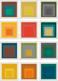 Josef Albers, 'SP,' 1967, Phillips: Evening and Day Editions (October 2016)