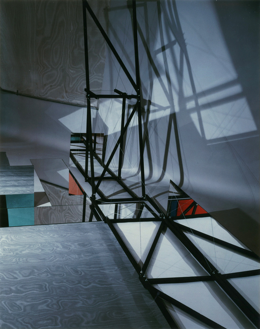 , 'Construct III-A,' 1980, Laurence Miller Gallery