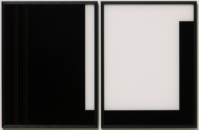 , 'untitled - Diptych,' 2017, ART'LOFT, Lee-Bauwens Gallery