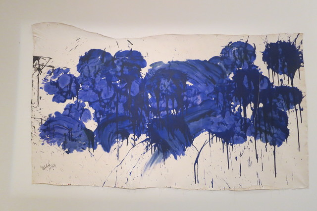 , 'Blue on White,' 2016, Deborah Colton Gallery