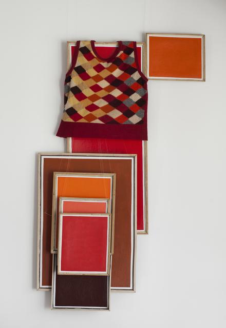 , 'Cuánto puede un cuadro,' 2014, Nora Fisch