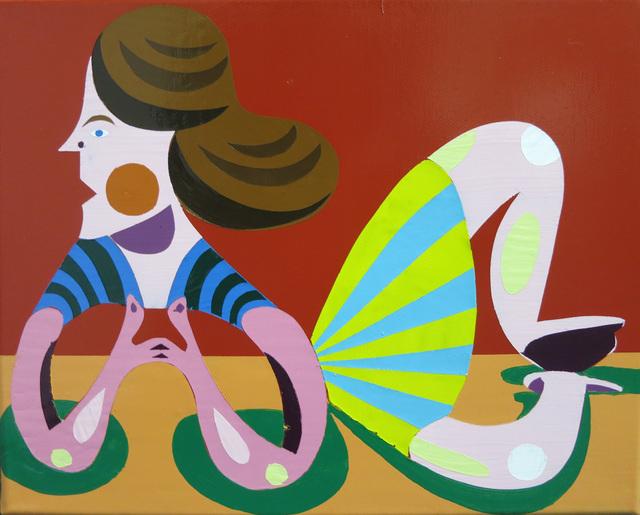 , 'untitled I,' 2015, Galerie Kleindienst