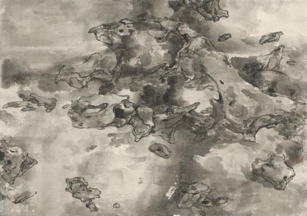 , 'Jade Adrift in Heaven 片玉浮空,' 2016, Ink Studio