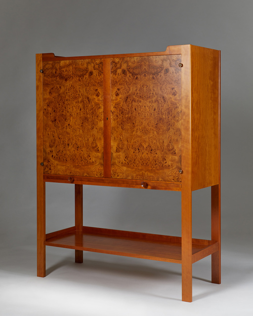 , 'Cabinet on stand model 2135 designed by Josef Frank for Svenskt Tenn,  Sweden. 1950's. ,' 1950/1959, Modernity