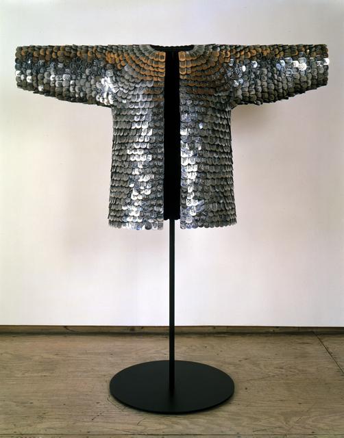 , 'Metal Jacket,' 1992, Lehmann Maupin