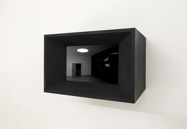 , 'black mirror,' 2016, Galerie Krinzinger