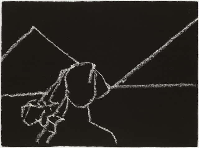 , 'Lines in the Sand I,' 2003, Wilkinson