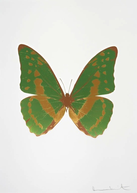 , 'The Souls III - Leaf Green - African Gold - Rustic Copper,' 2010, Other Criteria