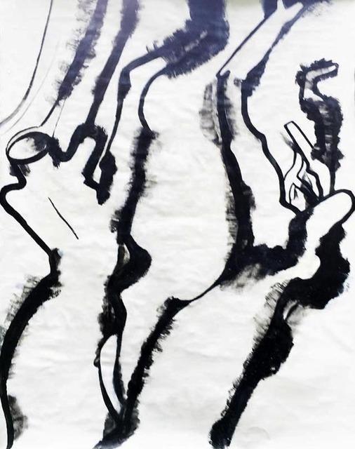 , 'Tree Dancers,' 2019, Elga Wimmer PCC