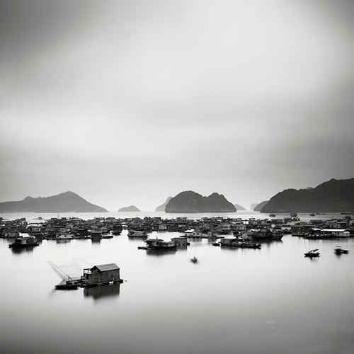 , 'Floating Village - Vietnam,' 2007, Local