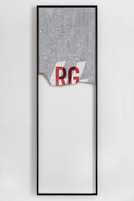 , 'RG,' 2017, DSC Gallery
