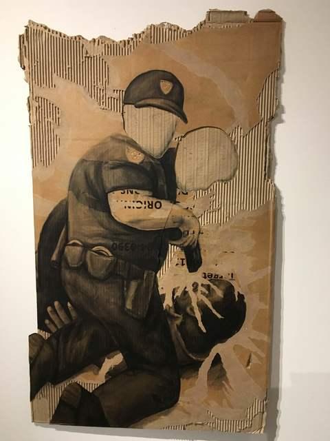 , 'Criminalized IV,' 2016, Long Gallery Harlem