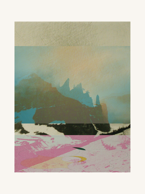 , 'Colours mountains III,' 2018, Artgráfico