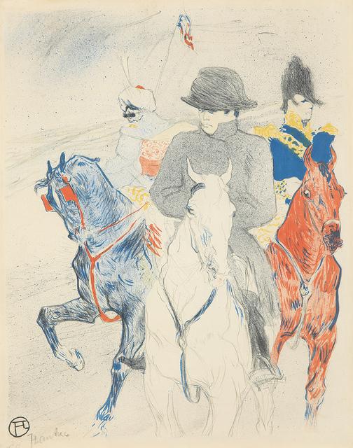 , 'Napoleon,' 1895, Rennert's Gallery