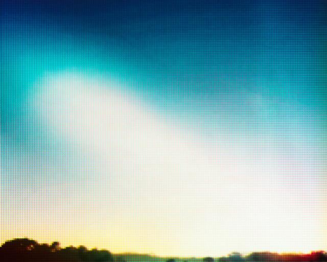 , 'sg_sunrise_05,' 2017, Proyecto H Contemporáneo