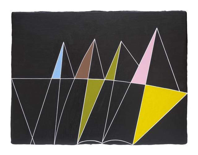 John Swarbrick, 'Tacking', 2019, Gallery Attaché