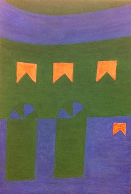 , 'FACHADA,' ca. 1959, Athena Galeria de Arte