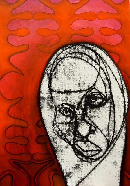 , 'Mama Samira,' 2017, One Off Contemporary Art Gallery